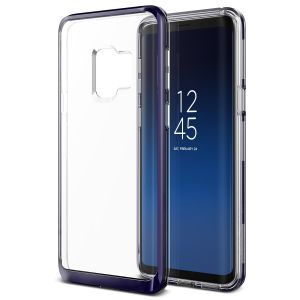 Protect your Samsung Galaxy S9 with this precisely designed crystal ultra violet case from VRS Design. Made with a sturdy yet minimalist design, this see-through case offers protection for your phone while still revealing the beauty within.