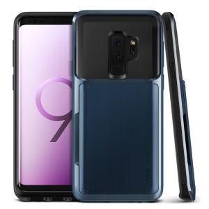 Schützen Sie Ihr Samsung Galaxy S9 Plus mit diesem präzise designten Hüllevon Verus. Diese Hartschalkonstruktion ist die perfekte Kombination aus taffen und schlanken Material.
