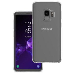 Proteja la parte posterior y los lados de su Samsung Galaxy S9 con la funda transparente Griffin Reveal. La carcasa rígida ultradelgada muestra el elegante diseño de su Samsung Galaxy S9, a la vez que lo mantiene seguro y protegido.