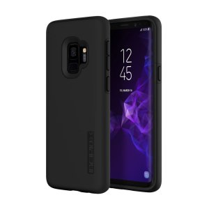 The Incipio DualPro in black wraps your Samsung Galaxy S9 in multi-layered & military-grade protection, all topped with a premium finish. Features a strong and durable Plextronium frame, which offers effective protection against bumps and drops.