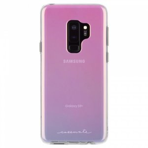 Ultra slim, military drop standard protection for your Samsung Galaxy S9 Plus with the Case-Mate case with an attractive and eye-catching iridescent design. Built to withstand sudden drops and accidental drops, whilst maintaining a minimal look.