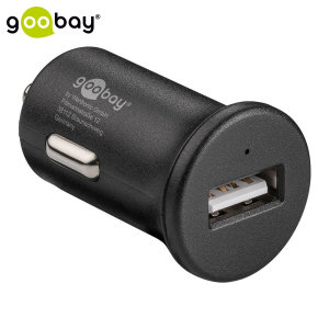 Charge your tablets or phones at rapid speed while travelling with the Goobay Quick Charge 3.0 Universal USB Car Charger in black. Features Qualcomm Quick Charge 3.0 technology, so you can charge your compatible device up to 4X faster.