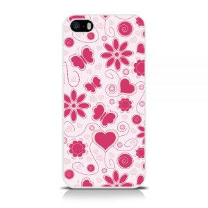 Spezifisch hergestellt für das iPhone 5 / 5S / SE, Hüllen von Call Candy wird Ihr iPhone vor Stößen und Stürzen schützen, während es einen Spritzern an Style und Farbe hinzufügt.