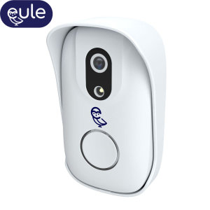 Add an extra layer of security to your front door with the Eule Photo Doorbell. Including a doorbell and a ringer, this smart doorbell will alert you to the presence of a visitor with both a ring and a high quality photo notification to your smartphone.