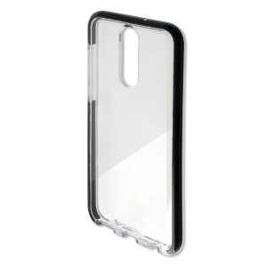 Protect your Huawei Mate 10 Lite with this unique bumper-style black and clear AIRY-SHIELD from 4smarts, featuring certified shock protection according to MIL-STD-810G 516.6.