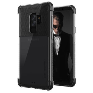 The Covert 2 protective bumper case in black from Ghostek provides your Samsung Galaxy S9 Plus with fantastic protection, whilst highlighting its superb design. Reinforced corners and provide extra drop protection for such a slim case.
