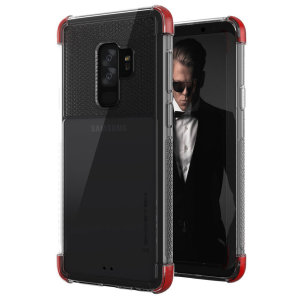 The Covert 2 protective bumper case in red from Ghostek provides your Samsung Galaxy S9 Plus with fantastic protection, whilst highlighting its superb design. Reinforced corners and provide extra drop protection for such a slim case.