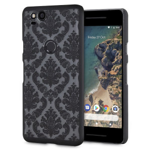 Specifically made for the Google Pixel 2, this Vintage Pattern protective hard shell case will shield your Google Pixel 2 from everyday knocks and drops, while adding a splash of style.
