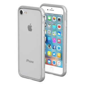 This lightweight K11 bumper case in silver from ThanoTech features a high quality aluminium frame which offers great drop protection at all times. Should you wish for extra protection, the case also comes with two easily-removable protective back covers!