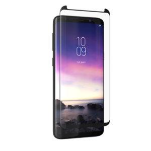 Der InvisibleShield Glass Curve Elite Displayschutz für das brandneue Samsung Galaxy S9 bietet einen ultimativen Schutz mit unübertroffener Berührungsempfindlichkeit und Farbklarheit - erhalten Sie einen Displayschutz, den Ihr Galaxy S9 wirklich verdient.
