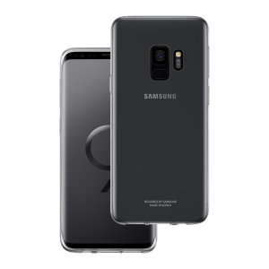 This Official Samsung Clear Cover is the perfect accessory for your Samsung Galaxy S9 smartphone.