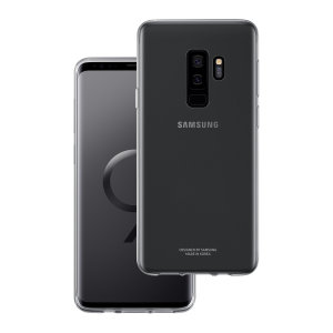 This Official Samsung Clear Cover is the perfect accessory for your Samsung Galaxy S9 Plus smartphone.