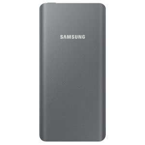 This official 5000mAh battery pack from Samsung in grey is the perfect way to keep your devices charged while out and about. Extremely lightweight and completely universal, this really is the ideal travel companion for you and your gadgets.
