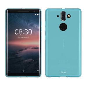 Fabriquée sur mesure pour votre Nokia 8 Sirocco en coloris bleu, la coque Olixar FlexiShield est dotée d'une conception robuste en gel et offre une excellente protection à votre smartphone au quotidien. Sa conception mince n'ajoute par ailleurs aucun volume superflu à votre smartphone pour une prise en main idéale.