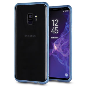 Protect your Samsung Galaxy S9 with this unique blue aluminium bumper by Luphie. This bumper protects the outer edges of the S9 with a minimalist look, allowing you to appreciate your devices beautiful design while keeping it safe from drops and bumps.