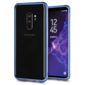 Protect your Samsung Galaxy S9 Plus with this unique blue aluminium bumper. This bumper protects the outer edges of the S9 Plus with a minimalist look, allowing you to appreciate your devices beautiful design while keeping it safe from drops and bumps.