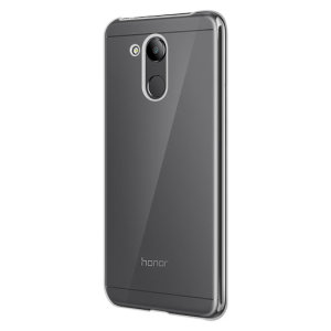 This official Huawei clear protective case for the Huawei Honor 6C Pro offers excellent protection while maintaining your device's sleek, elegant lines. Don't hide away the beautiful appearance of your new Honor 6C Pro with this well fitted clear case.