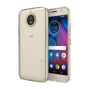 The NGP case, made from a flexible, shock-absorbent Flex2O polymer is specifically designed by Incipio for your Motorola Moto G5S. This durable and slim-fitting clear case protects your phone from scratches, bumps and drops.