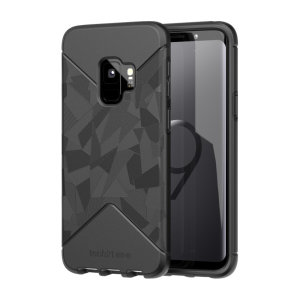 Tech21 Evo Tactical case for Samsung Galaxy S9 features three layers of ultimate protection against scratches, bumps and drops. A super tactile and grippy texture on the back paired with an impressive drop protection of up to 12 feet are all you need!