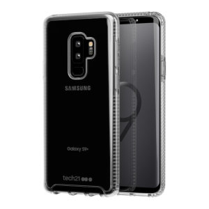 Tech21 Pure Clear case lets you flaunt the natural beauty of your Samsung Galaxy S9 Plus, whilst keeping it well protected from scratches, bumps and drops of up to 10ft. It also offers an ulta-thin and lightweight design, which looks good in any setting.