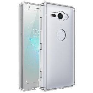 Custom moulded for the Sony Xperia XZ2 Compact, this crystal clear Olixar ExoShield tough case provides a slim fitting, stylish design and reinforced corner protection against shock damage, keeping your device looking great at all times.