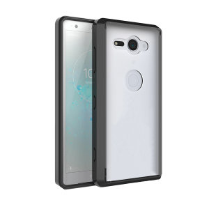 Custom moulded for the Sony Xperia XZ2 Compact, this clear and black Olixar ExoShield tough case provides a slim fitting, stylish design and reinforced corner protection against shock damage, keeping your device looking great at all times.