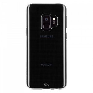 Slimline protection that's built to withstand sudden drops and accidental falls, the Barely There Case-Mate Case for the Galaxy S9 is the epitome of protection. This 100% clear case won't hide the beautiful curves and lines of your Galaxy S9.