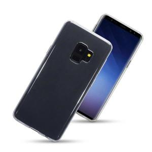 Custom moulded for the Samsung Galaxy S9, this clear gel case provides slim fitting and durable protection against damage.