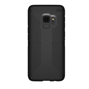 Speck Presidio Grip - the evolution of the popular CandyShell Grip case. An ultra-rugged case made from two different protective layers for the Galaxy S9 from Speck. Features enhanced drop protection, superior matte finish and improved textured grip.