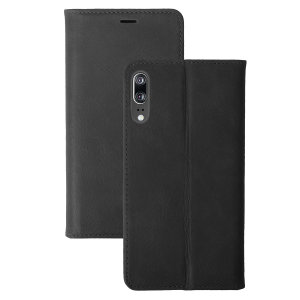 Krusell's 4 Card Sunne Folio Wallet leather case in black combines Nordic chic with Krusell's values of sustainable manufacturing for the socially-aware Huawei P20 owner who seeks 360° protection with extra storage for cash and cards.