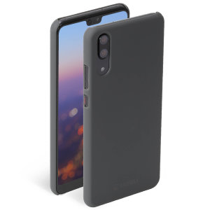 The Krusell Nora Slim Soft Shell case for the Huawei P20 in stone combines a slim, ergonomic design with excellent shock absorption to provide all the protection your phone needs.