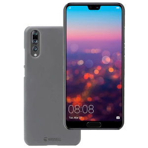 The Krusell Nora Slim Soft Shell case for the Huawei P20 Pro in stone combines a slim, ergonomic design with excellent shock absorption to provide all the protection your phone needs.