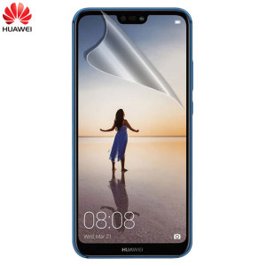 Protect the screen of your Huawei P20 Lite smartphone from scratches and scrapes with this official Huawei screen protector. Easy to apply and crystal clear, this screen protector will keep your P20 Lite's screen free from scratches.