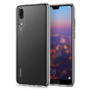 Durable and lightweight, the Spigen Liquid Crystal series for the Huawei P20 offers premium protection in a slim, stylish package. Carefully designed, the Liquid Crystal case is form-fitted for a perfect fit.