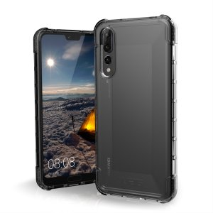 The Urban Armour Gear Plyo semi-transparent tough case in ice clear for the Huawei P20 Pro features reinforced Air-Soft corners and an optimised honeycomb structure for superior drop and shock protection.