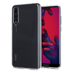 Custom moulded for the Huawei P20 Pro, this clear gel case provides slim fitting and durable protection against damage.