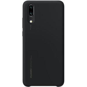Oryginalne Etui Silicon Case dla Huawei P20 w kolorze czarnym. Zapewnia dosklonałą ochronę przy zachowaniu eleganckich, eleganckich linii urządzenia. Jako orginalny produkt Huawei został zaprojektowany specjalnie dla Huawei P20 i umożliwia pełny dostęp do przycisków i portów.
