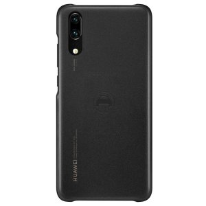 This official Huawei Car case for the Huawei P20 offers excellent protection while maintaining your device's sleek, elegant lines. Containing a metal plate in the back, this official Huawei case is compatible with magnetic car holders and stands.