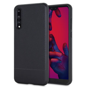 Olixar Carbon Fibre case is a perfect choice for those who need both the looks and protection! A flexible TPU material is paired with an eye-catching carbon print to make sure your Huawei P20 Pro is well-protected and looks good in any setting.