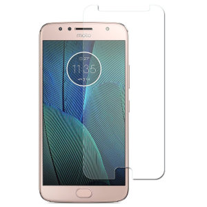 Keep your Motorola Moto G5S Plus screen in pristine condition with this film screen protector 3-in-1 pack.