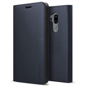 Skydda din LG G7 med detta fodral från VRS Design. Tillverkat med äkta premium läder, VRS Design Diary utstrålar stil och attraktion, samtidigt som det har kortplatser.