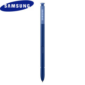 Made to compliment your Galaxy Note 8 perfectly, this official replacement Stylus in blue from Samsung allows you to get down to business with precise control and accuracy.