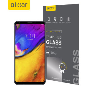 This ultra-thin tempered glass screen protector for the LG V35 from Olixar offers toughness, high visibility and sensitivity all in one package.