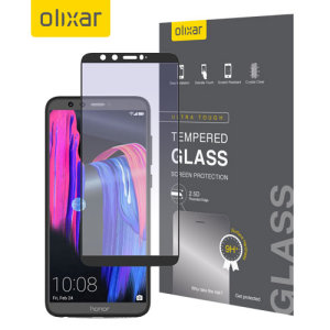 This ultra-thin tempered glass screen protector for the Huawei Honor 9 Lite from Olixar offers toughness, high visibility and sensitivity all in one package.