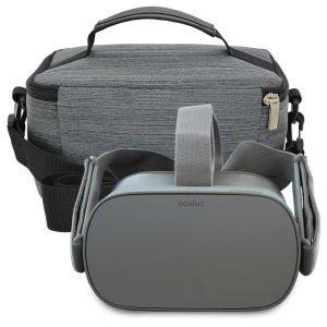 Stylish, lightweight, robust, waterproof and with a detachable adjustable shoulder strap, this handy carry case bag for the awesome Oculus Go is ideal for carrying and protecting your Oculus Go and its accessories.