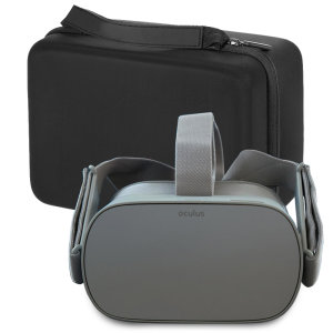 Generous capacity, lightweight, robust and with enough space to carry all your accessories, this Oculus Go carry case is ideal for carrying and protecting your VR headset and Oculus Go accessories on the move all in one handy travel bag.
