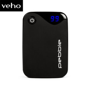 Ideal for charging the Oculus go! The Veho Pebble P1 Portable Charger is one of the longest lasting external batteries available today thanks to its impressive 10,400mAh capacity. Better yet, it's fully capable of charging your Go and a second device!