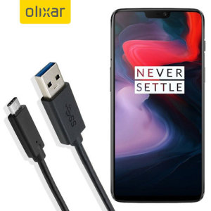 Make sure your OnePlus 6 is always fully charged and synced with this compatible USB 3.1 Type-C Male To USB 3.0 Male Cable. You can use this cable with a USB wall charger or through your desktop or laptop.