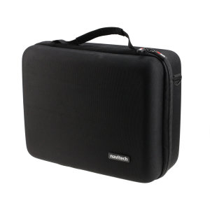 Made from a unique polyfibre design, this hard carry case from Navitech provides ample protection for your VR headset. With enough room to fit all of your VR essentials and an included shoulder strap for easy transport, this bag has everything you need.
