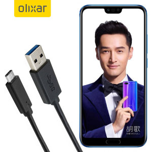 Make sure your Huawei Honor 10 is always fully charged and synced with this compatible USB 3.1 Type-C Male To USB 3.0 Male Cable. You can use this cable with a USB wall charger or through your desktop or laptop.